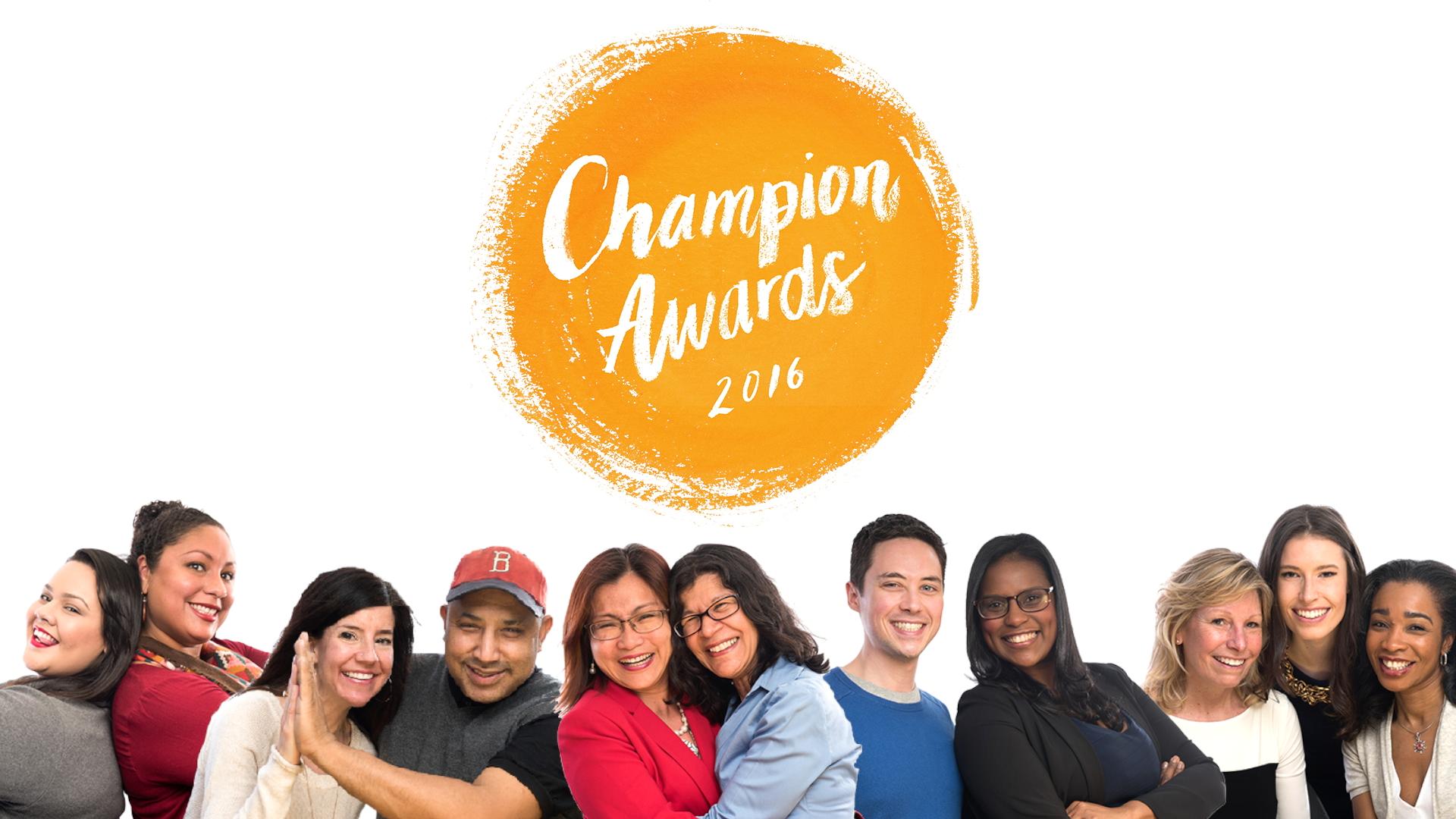 Safe Horizon's 21st Annual Champion Awards 2016